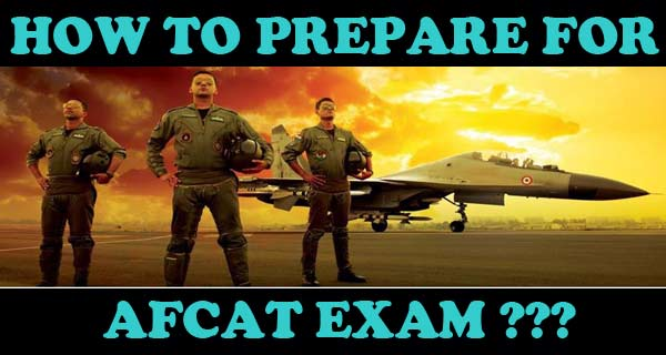 Best tips to prepare for AFCAT exam